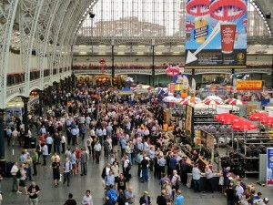 Great British Beer Festival - One of the largest out there