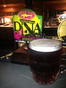 DNA Brave New World tasted on cask (16 March 2014)