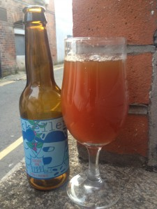 Mikkeller's Koppi IPA packed with Citra© and Michiti coffee