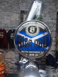 Alba Abú proved to be a big seller at the Irish Craft Beer & Cider Festival