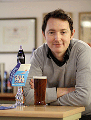Limerick-native Fergus Fitzgerald is the Head Brewer of Adnams Source: Adnams
