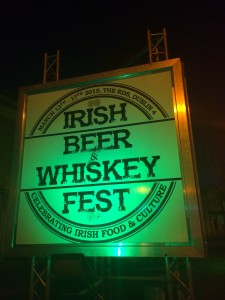 Even beer festivals cannot escape the Global Greening initiative