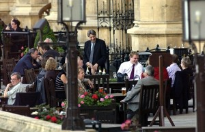 New MPs can look forward to enjoying one of eight bars in Westminster