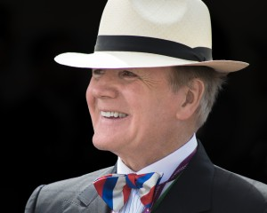 The ever-ambitious & entrepreneurial Dr. Pearse Lyons