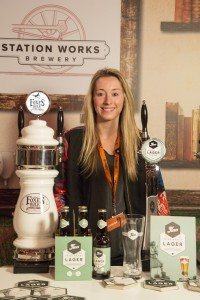 Station Works at the 2015 Alltech Craft Brews & Food Fair