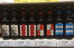 "The four ""Revisionist"" beers most likely to be spotted in Tesco"